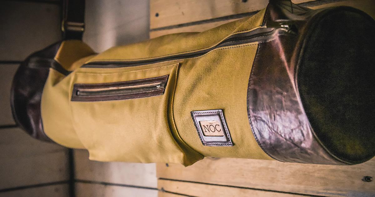 Sac YOGA : un sac de transport pour tapis d'exercice